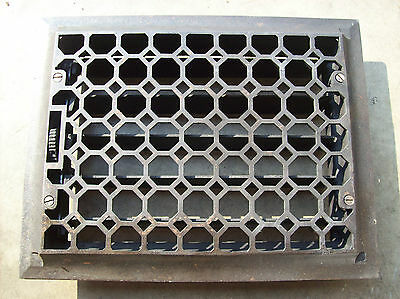 Fancy Honeycomb style heating grates cove edge 2 available  (G 464)