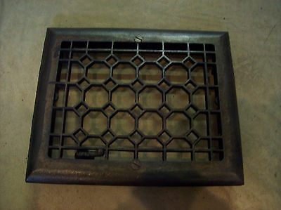 Honeycomb style heating grate with no fins (G 475)