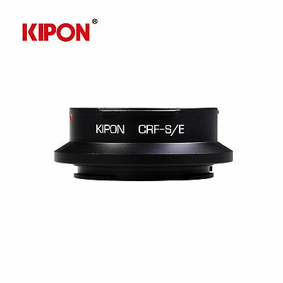 Simple Kipon Adapter for Contax Rangefinder RF Lens to Sony E Mount NEX Camera