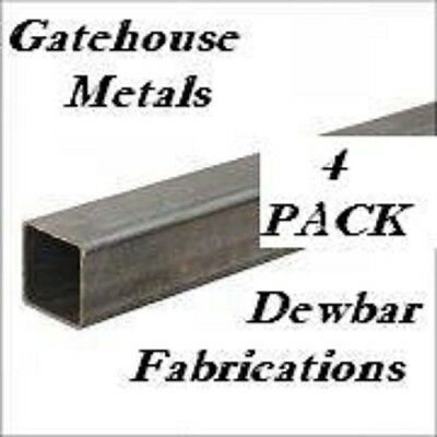 Multi Pack - Mild Steel Box Section - Various Sizes And Lengths Available
