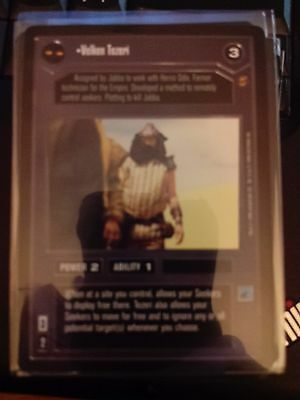 Star Wars CCG Theed Palace Multi Troop Transport NrMint-MINT SWCCG