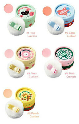 [The FACE Shop] Lovely ME:EX Pastel Cushion Blusher 5g