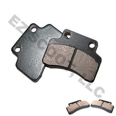 Brake Pads Front Scooter Moped Gy6 2&4 Stroke Go Kart Znen Vento Tank Jonway Bms