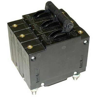 CIRCUIT BREAKER 3 Pole 50A/277V Curve 2 Screw Term for Garland Oven 680-2 421460