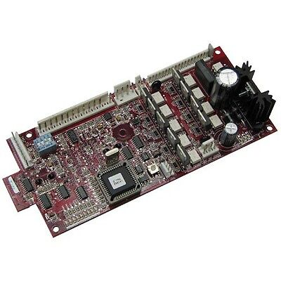 """CONTROL BOARD 3"""" X 6-1/2"""" RED PC for Groen Steamer HY6 HY12 OEM 141082 441324"""