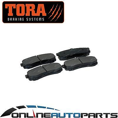 Rear Disc Brake Pad Set 4wd Toyota Landcruiser 70 73 75 78 79 80 100 105 Series