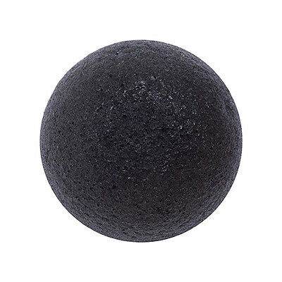 [Missha] Natural Konjac Cleansing Puff Bamboo Charcoal