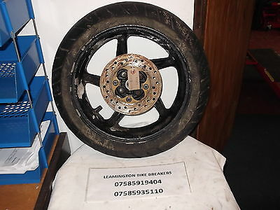 HONDA X8RS 50cc Rear Wheel Complete with Tyre & Disc