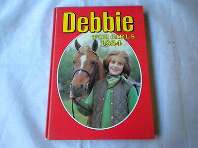 Debbie for Girls Annual Book 1984