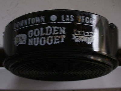 Vintage Early Ashtray From The Golden Nugget Casino Las Vegas Nv