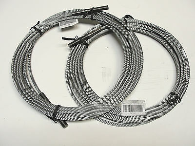 FJ7449 BH-7500-22 ROTARY LIFT Equalizer Cables Model SPOA82 Set-of-2 *FREE SHIPN