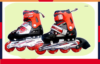 Skating Inline Roller Boots,Light up matching wheels