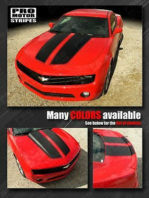 Chevrolet Camaro Rally Racing Stripes 2010 2011 2012 2013 Chevy Decals '12 '13