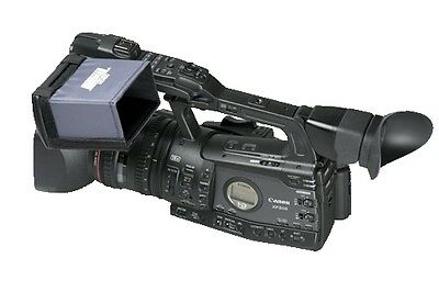 Hoodman HD450 Viewfinder LCD Screen Hood for Canon XF Video Camcorders