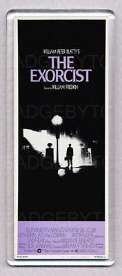 THE EXORCIST movie poster large fridge magnet -  CLASSIC !
