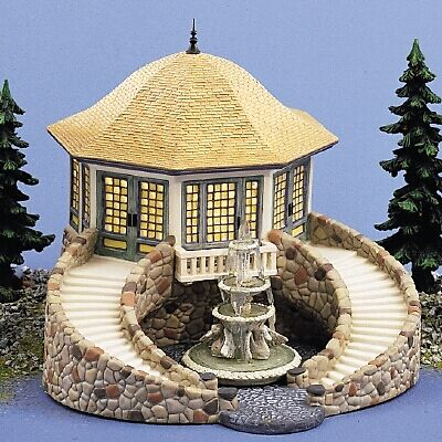 Dept 56 - Seasons Bay - Parkside Pavillion