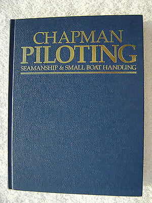 56Th Chapman Piloting Book Maritime Nautical Marine (#044)