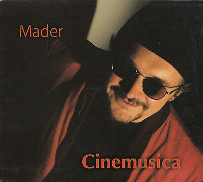 Jean Pierre Mader-Cinemusica-2012-25 Tracks-CD