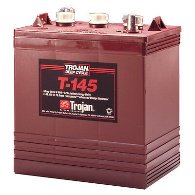 6 Volt Trojan T145 Deep Cycle Battery