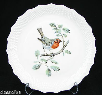 Limoges Chastagner ~ Coquille ~ Luncheon Bird Plate ~ Excellent Condition