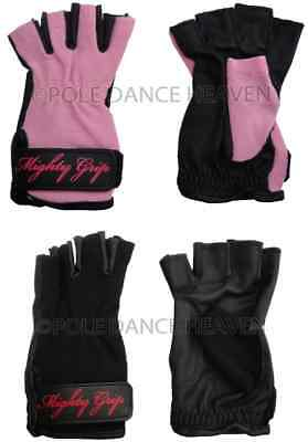 Mighty Grip Gloves - Used by Pole Dancers Worldwide x
