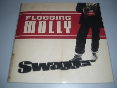Flogging Molly - Swagger Ltd. Col. LP Vinyl NEU Schallplatte NEW Limited Colored