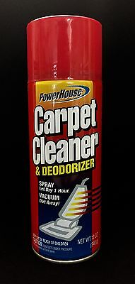 Carpet Cleaner  Brand New Hidden  Diversion Safe Home Herbal Stash Can Brand New