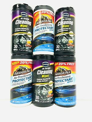 Armorall Cleaning Whips  HIDDEN  DIVERSION SAFE HOME STASH CAN,MADE IN USA