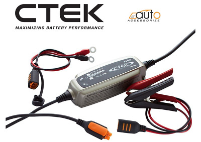 New CTEK  XS 0.8 12V Motorbike Battery Smart Charger & Conditioner