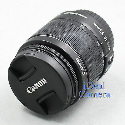 ***Best Price*** New Genuine Canon EF-S 18-55mm F/3.5-5.6 IS II Camera Lens
