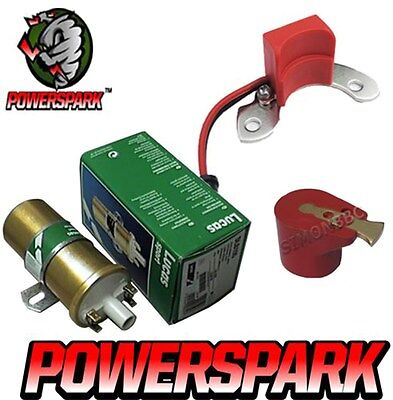 For Lucas 45D & 59D distributor Electronic Ignition Kit & Lucas Gold Sports Coil