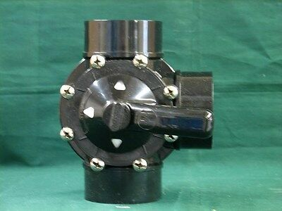 "Genuine Hayward PSV Diverter Valve 2"" 2 1/2"" 3 way Shutoff Valve  PSV3S2"