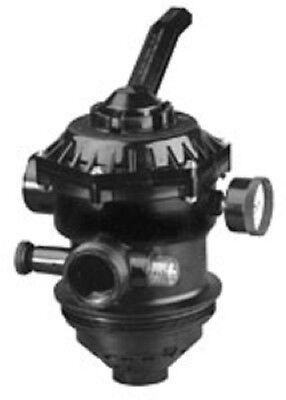 "Pentair 1.5"" Multiport Valve 262504 261130  TA Valve Buttress Thread TM 12-B 6"""