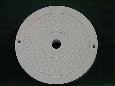 "Genuine Hayward Swimming Pool Cover Round Skimmer Lid SPX1084R   8 1/2"" round"