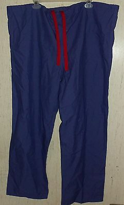 76b61a79d9c NWT WOMENS MEDLINE Purple Scrubs Bottoms / Pants Size Xl - $24.95 ...
