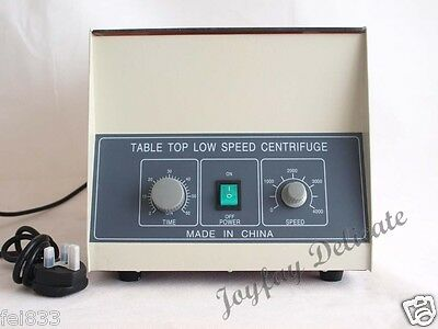 Electric Tabletop Lab Centrifuge LD-5 4000rpm 8*50ml