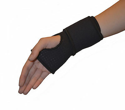 One Pair of Wrist Hand Supports - Daytime Wearing Braces for Carpal Tunnel