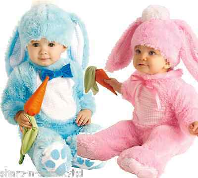 NEW Baby Girls Boys Easter Bunny Rabbit Halloween Fancy Dress Costume Outfit