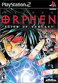 Orphen: Scion of Sorcery  PS2 GAME Sony PlayStation 2, 2000 FACTORY SEALED NEW