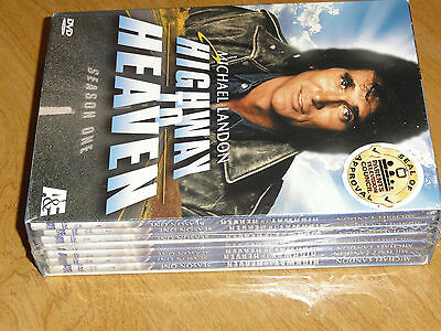 Highway to Heaven - The Complete Season 1 (DVD) 2005, 7-Disc Set! BRAND NEW!