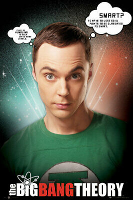 The Big Bang Theory - Sheldon Quotes POSTER 60x90cm NEW * Cooper Jim Parsons