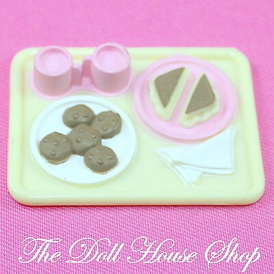 Milk Cookies Kitchen Food Tray Fisher Price Loving Family Dollhouse