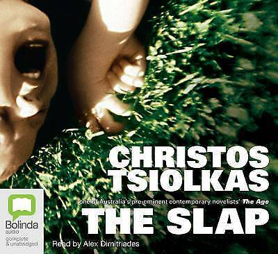 THE SLAP by CHRISTOS TSIOLKAS - 13 Disc Audio CD Pack  NEW