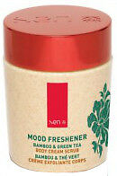 Sen Mood Freshener Bamboo & Green Tea Body Cream Scrub 250ml