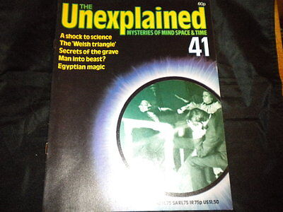 The Unexplained Orbis Issue 41 - A Shock of Science - The 'Welsh Triangle'