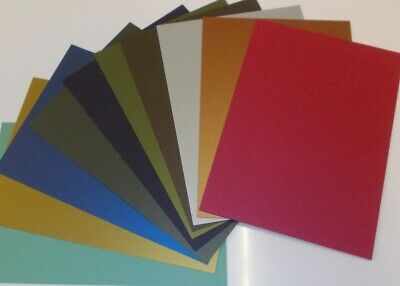 "KYDEX XD 3D Laminate Sheet 297 mm x 210 mm 0.76 MM (0.030"")"