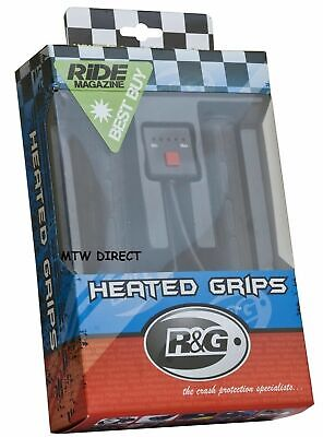 R & G HEATED GRIPS  TRIUMPH Tiger 800 with STANDARD  22mm HANDLEBAR DIAMETER