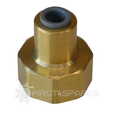 Genuine Fisher and Paykel Adaptor Tap to Waterline 1/4 Inch x 1/2 BSP: 312197