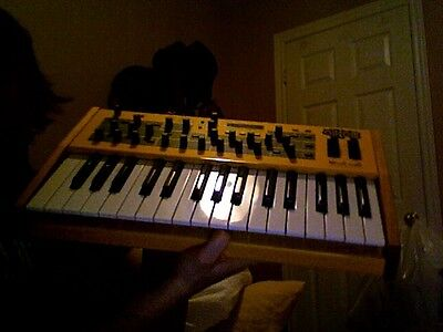 Dave Smith Mopho Synthesizer (keyboard version)
