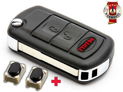 Neuf Land Rover Discovery 3 Plip Telecommande Cle Range +2 Switch Bouton